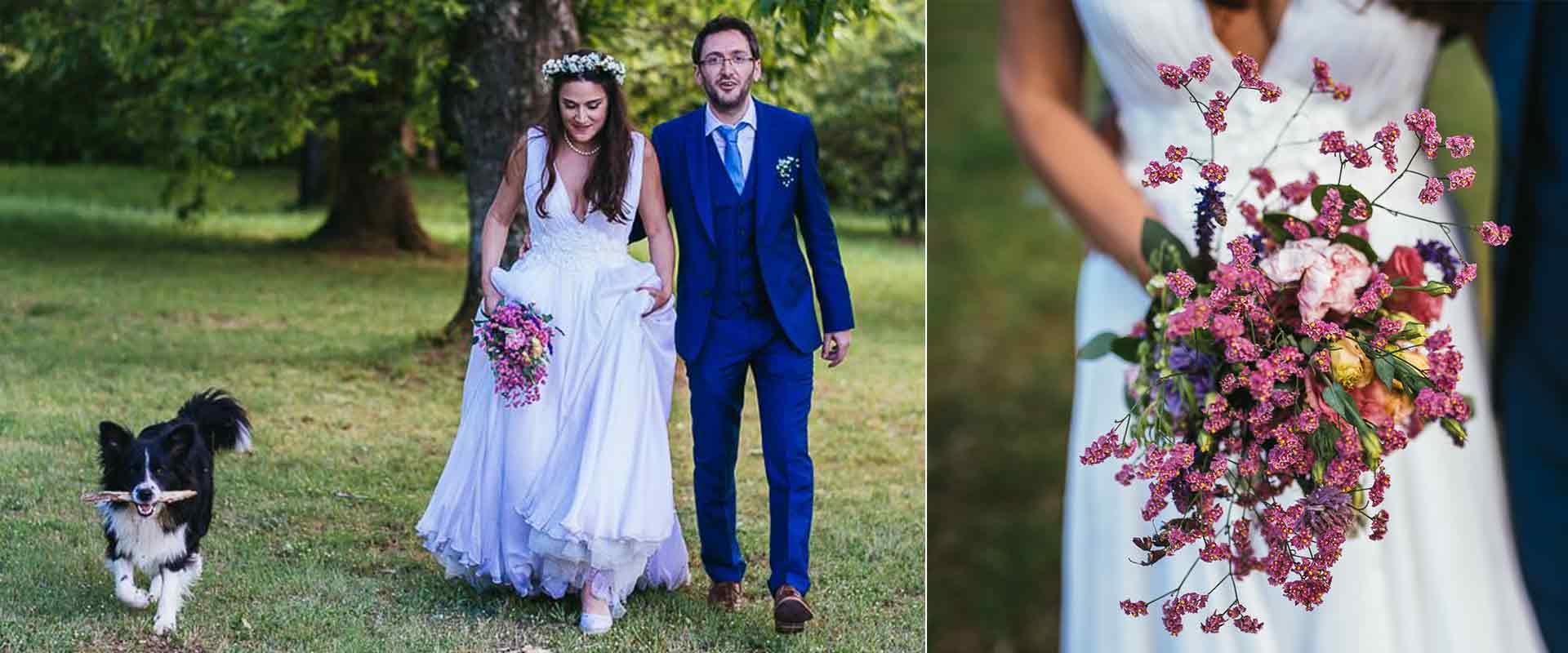 Auguri Matrimonio Rito Civile : Matrimonio nel bosco di castagni con rito civile i