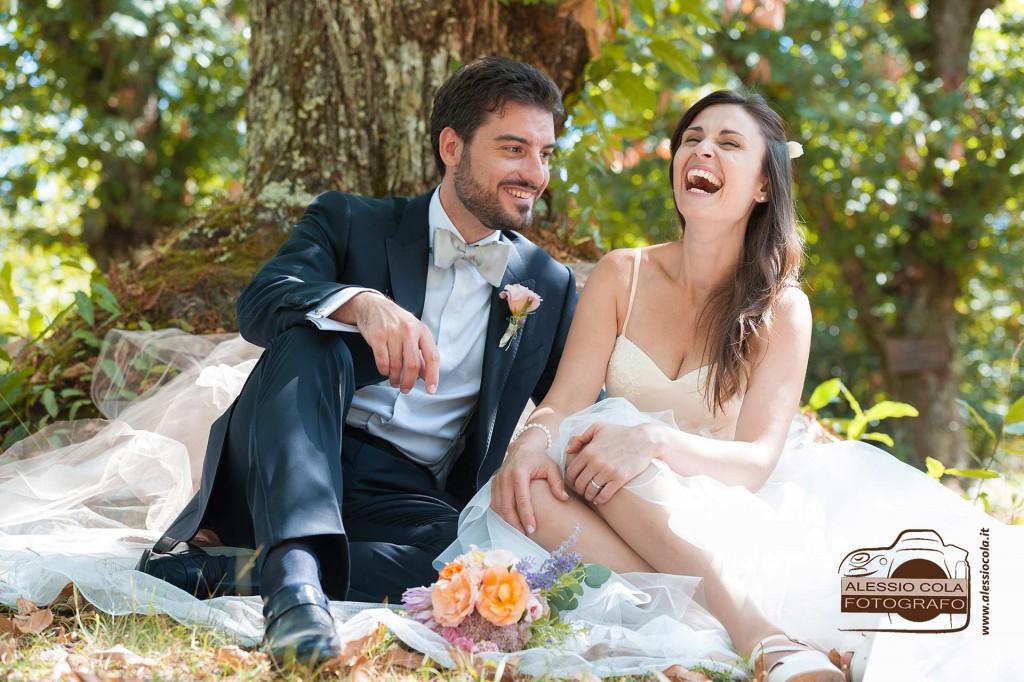 Matrimonio In Un Bosco : Matrimonio nel bosco di castagni con rito civile i