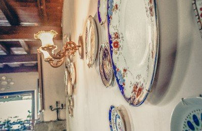 Il salone delle porcellane