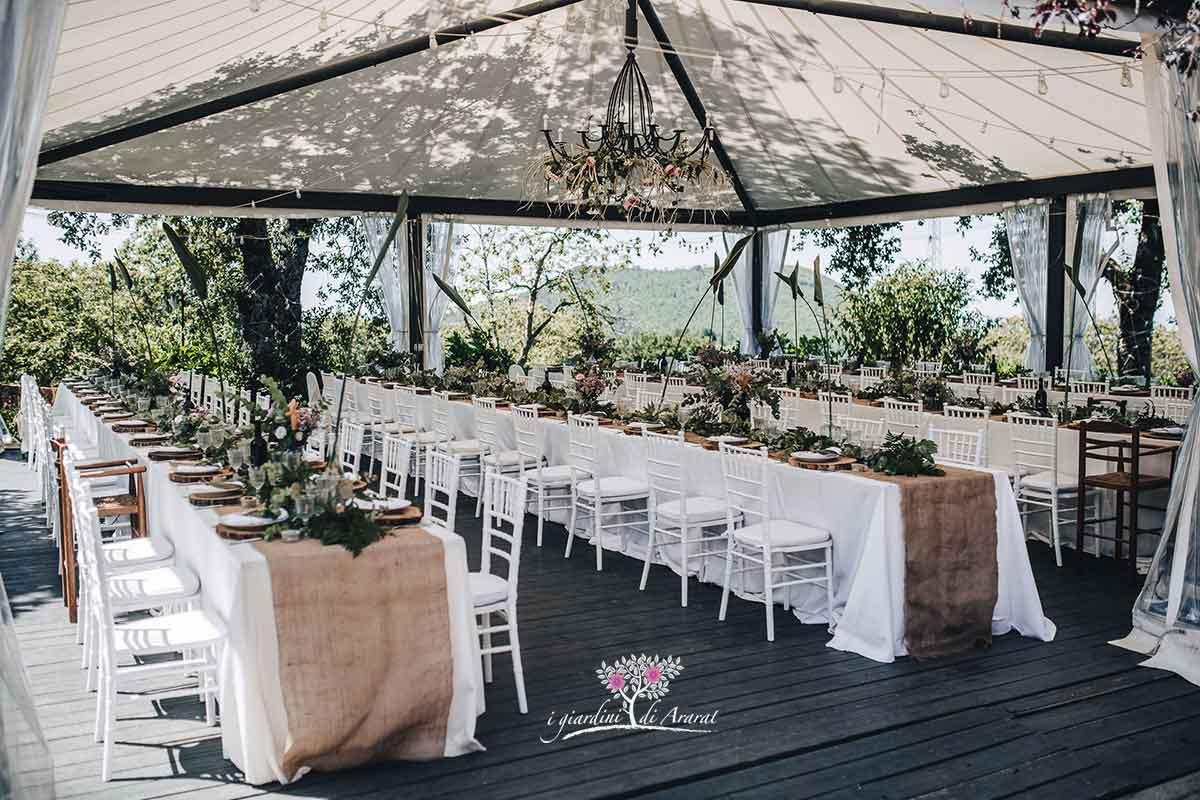 Allestimento Matrimonio Bohemien : Il matrimonio boho chic di arianna e andrea i giardini