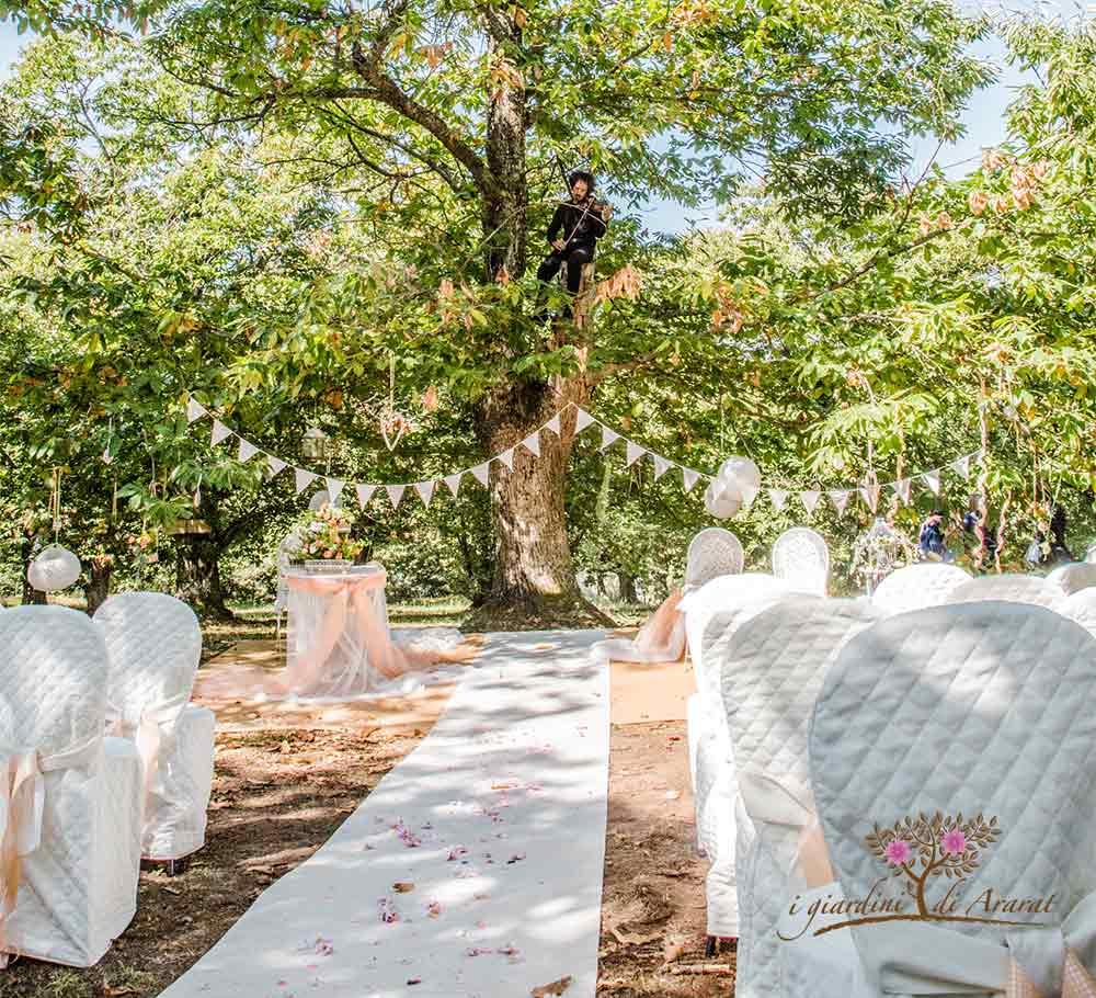 Matrimonio Nel Bosco Toscana : Matrimonio nel bosco di castagni con rito civile i
