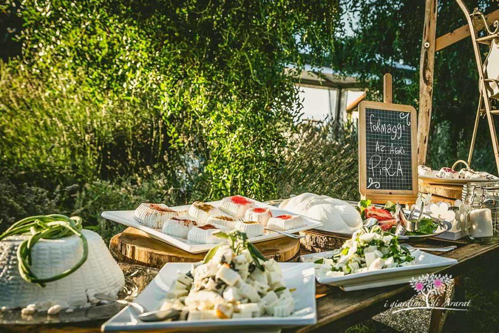 Buffet Rustico Matrimonio : Matrimonio country chic romantica atmosfera rustica i giardini